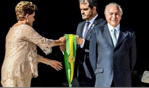 El Senado decidió apartar del cargo a Dilma Rousseff. Foto: Agencia Brasil